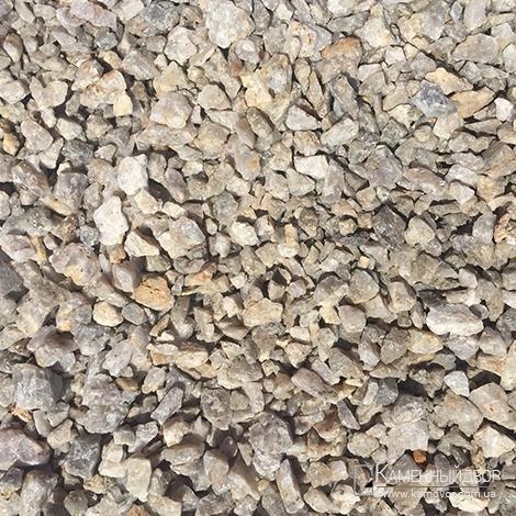 Крошка кварцитовая серая фр. 5-10