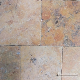 Травертин Antique Blend Travertine Tumbled