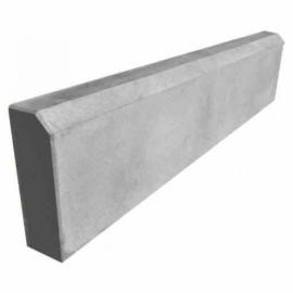 Бордюр дорожный, серый. 1000*21, толщина 7,5 см. Не армированный.