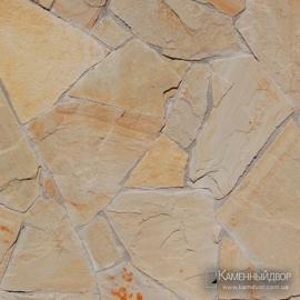 Песчаник дикий (природный) 1-2 см